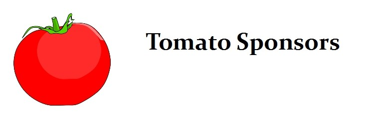 Tomato Sponsors only