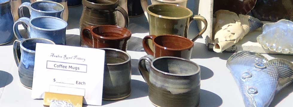Avalon Road Pottery